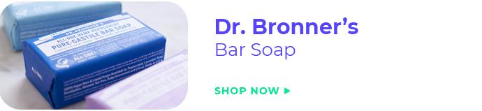 Dr. Bronner's Bar Soap